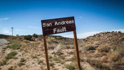 California cancela el aviso por riesgo elevado de gran terremoto en la falla de San Andrés