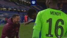 Polémica: Madrid eliminado y Hazard entre carcajadas con los del Chelsea