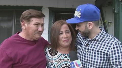 Mataron a su hijo y su esposo la abandonó, pero esta hispana encontró la fuerza para salir adelante
