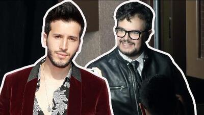 Sebastián Yatra le da la razón a Aleks Syntek sobre las letras del reggaeton y mira por qué