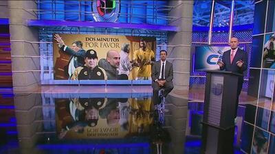 ¡Dos minutos, por favor! Maradona, Pep Guardiola, Tuca Ferretti y Miguel Herrera, temas a debatir