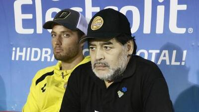 En plena crisis en Venezuela Maradona externa su apoyo a Nicolás Maduro