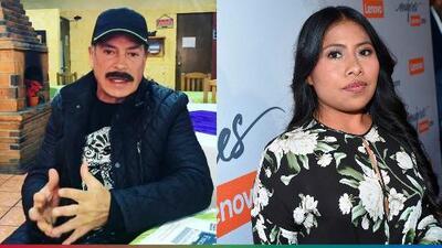 (Video) Sergio Goyri  no tenía otra que pedir disculpas a Yalitza Aparicio