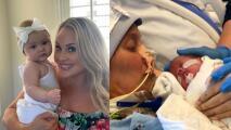 Contrajo covid-19 embarazada poniendo la vida de ambos en riesgo