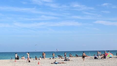 Condiciones secas y cielos despejados, el pronóstico para este sábado en Miami