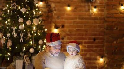 5 actividades que te harán feliz junto a tus hijos en Navidad
