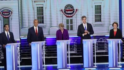Lo que está en juego para los precandidatos demócratas con el debate en Houston: ¿por qué eligieron este lugar?