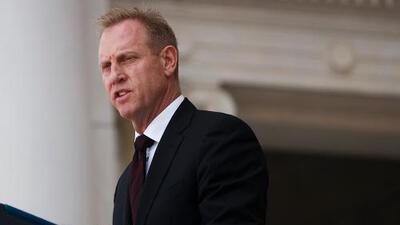 Patrick Shanahan, secretario de Defensa interino, se retira de la nominación para el cargo