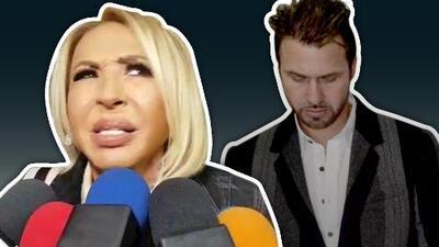"""Laura Bozzo ya ni se acuerda de su ex Cristian Zuarez y ahora quiere """"comer otros menús"""""""