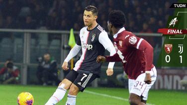 De Ligt sostiene a la Juventus en la cima de la Serie A