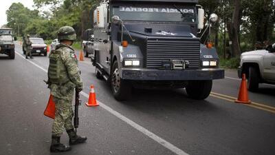 En busca de migrantes: cómo la presión de EEUU activó antes de tiempo a la nueva Guardia Nacional de México