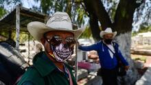 El baile que contagió de covid-19 a casi todo un pueblo en el sur de México