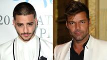 SYP Al Instante: ¿Es culpable? Maluma aclara si tuvo algo que ver con la soltería de Ricky Martin