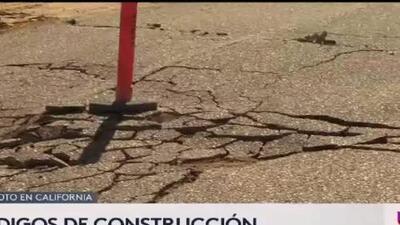 Movimientos sísmicos, construcciones y efectos