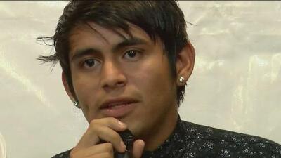 Abogados de Jesús Vásquez interponen demanda por la presunta detención indebida del joven en Texas