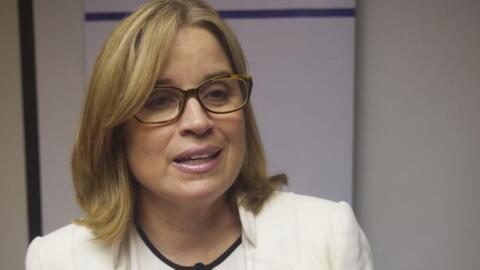 Carmen Yulín arremete contra los funcionarios que se dejan humillar por Trump