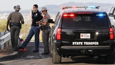 Autoridades vigilan la casa donde el presunto pistolero de El Paso, Texas vivía con sus abuelos