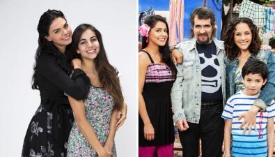 Las amamos con todo el corazón, ¡son las familias memorables de telenovela!