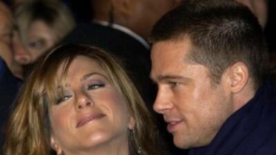 ¿Sería la marihuana la causa de la separación de Brad Pitt y Jennifer Aniston?