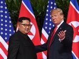 Trump ofreció a Kim Jong Un llevarlo a su país en el Air Force One, según dijo exasesor de su gobierno a la BBC