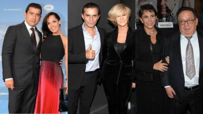 Solo la muerte los separó: famosos que sufrieron la dolorosa pérdida de su pareja