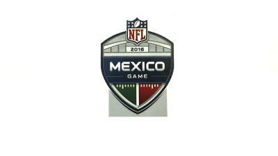 La NFL presentó el logo oficial para el juego en México, Texans vs. Raiders