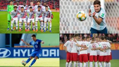 En fotos: habrá varios duelos regionales en los Octavos de Final del Mundial Sub-20