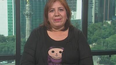 """""""Es más peligroso ser periodista que narcotraficante en México"""": esposa de Javier Valdez"""