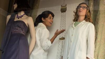 En 'Velvet' el regalo perfecto complica la vida de Ana y Cristina