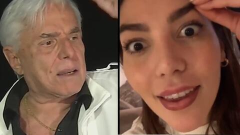 """El abuelo de Frida Sofía se mete en el pleito con Michelle Salas: """"Ella habla con la verdad"""""""