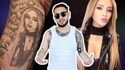 Radioescucha le reveló a La Bronca por qué se tatuó su rostro al salir de prisión