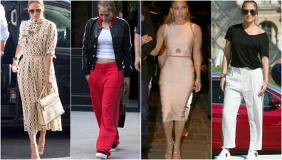 Esto cuesta vestir como J.Lo... y a veces es mucho menos de lo que piensas