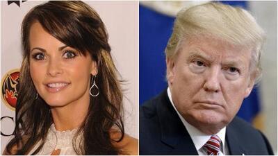 Exmodelo de Playboy revela intimidades de una supuesta relación sentimental con Trump