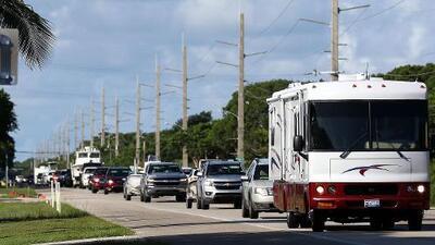 ¿Por qué no existe un Uber para escapar de los huracanes?