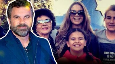 Mijares revela si su hija Lucerito se lanzará como cantante
