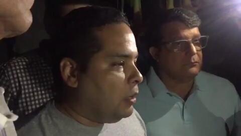 Así relató el diputado venezolano del partido de Guaidó cómo el servicio secreto allanó su casa