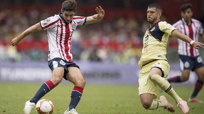 Los 10 mejores | América sacó el empate en el Clásico Nacional en el Estadio Azteca