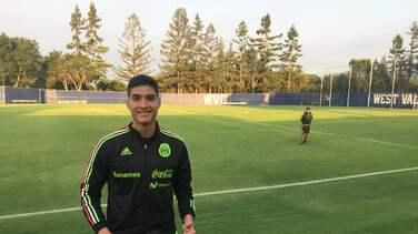 Sub-20 de México prepara con adrenalina el duelo contra canteranos de la MLS