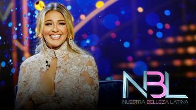 """Nació con la presión de ser """"Miss Mundo"""" y ahora está a un paso de convertirse en Nuestra Belleza Latina"""