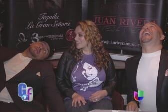 La familia Rivera lanzó el tequila de Jenni