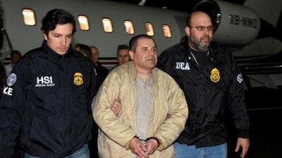Las hijas gemelas de 'El Chapo' visitan por primera vez a su padre en la cárcel