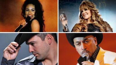 Cantantes de música regional mexicana que han actuado en las novelas