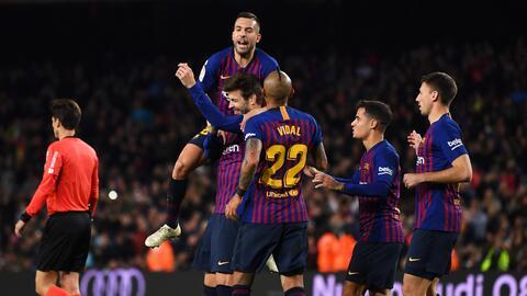 Jordi Alba defendió postura de Piqué de no jugar con España