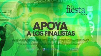 ¡No te pierdas la gran final de Tu Fiesta 2018!