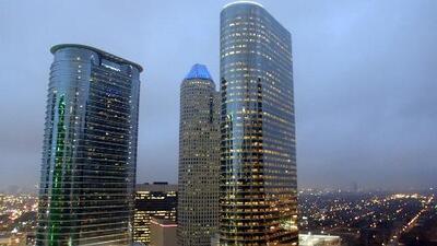 Una tarde con posibilidad de lluvias aisladas y temperaturas cálidas tendrá Houston este miércoles
