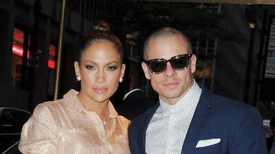 Se rumora que la relación de J Lo y Casper Smart llegó a su fin