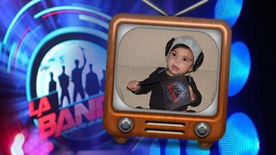 El bebé de Alejandra es un fiel televidente