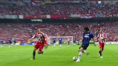 Los 10 mejores | Diego Milito destrozó al Bayern Múnich en la final del 2010