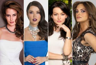 Ellas son las más bellas y letales de las telenovelas