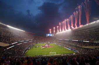 Así luce el Soldier Field Stadium, el escenario de la gran final de la Copa Oro